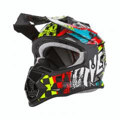O´NEAL 2SRS YOUTH HELM WILD MULTI