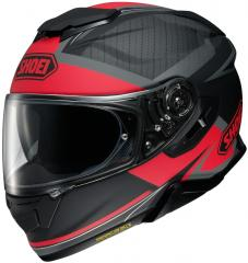 SHOEI GT-AIR II AFFAIR TC-1 MATT/SCHWARZ/ROT/GRAU