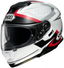 SHOEI GT-AIR II AFFAIR TC-6 WEIß/SCHWARZ/ROT