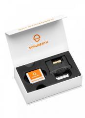 SCHUBERTH SC1 STANDARD C4/R2 COMMUNICATION SYSTEM SCHWARZ