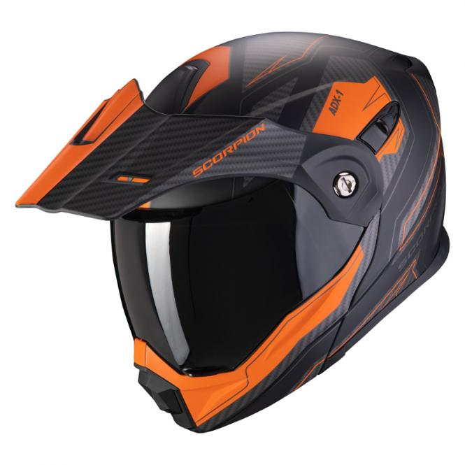 SCORPION ADX-1 TUCSON MATT/SCHWARZ/ORANGE