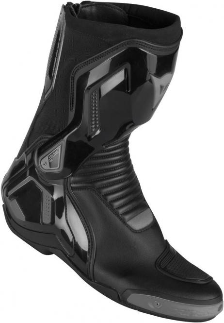 DAINESE COURSE D1 OUT STIEFEL SCHWARZ/ANTHRAZIT