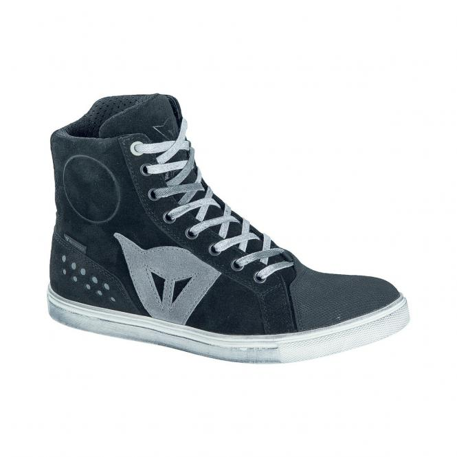 DAINESE STREET BIKER LADY D-WP SHOES SCHWARZ/ANTHRAZIT