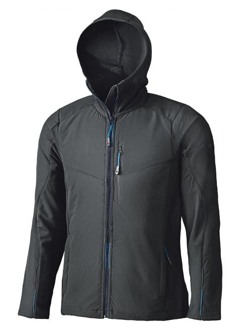 HELD CLIP-IN THERMO TOP STEPPJACKE SCHWARZ