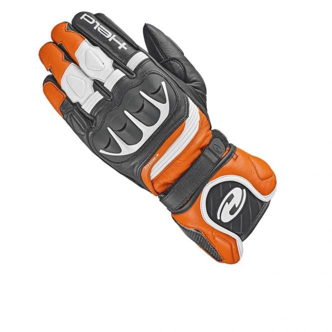 HELD REVEL II HANDSCHUH SCHWARZ/ORANGE