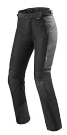 REVIT DYNAMIC IGNITION 3 DAME LEDER-/TEXTILHOSE SCHWARZ