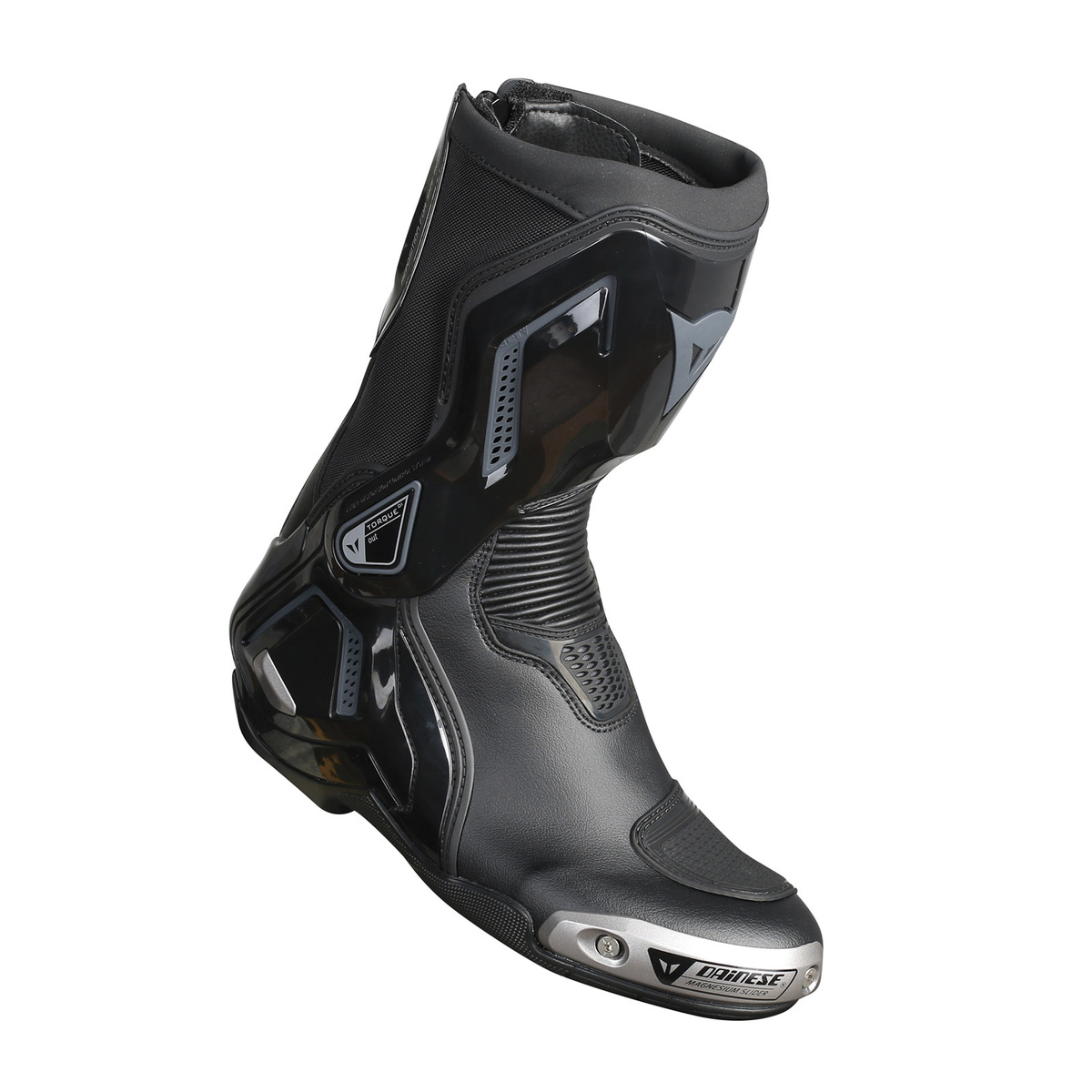 Dainese Torque D1 Out Lady Stiefel Schwarz/anthrazit 36
